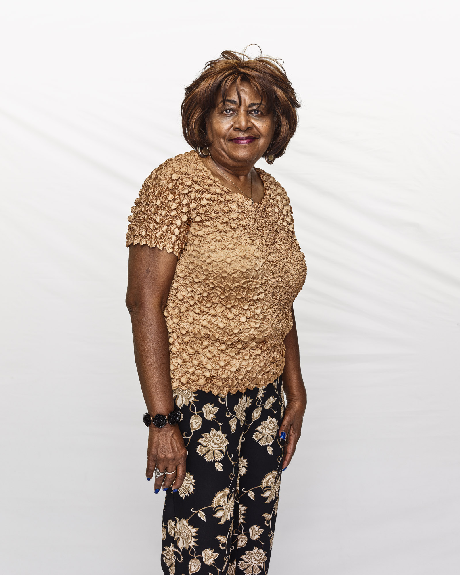 Shirley Burch